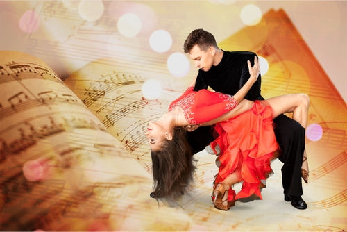 Chicago Area Ballroom Dance Studio